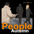 People Autumn - Personnages Automne - texture