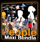 People maxi Bundle - Personnages - texture