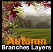 Autumn branches layers Automne